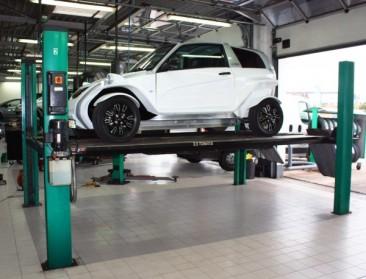 Entretien et sécurité des véhicules hybrides