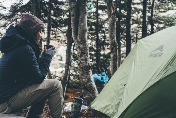 5 raisons pour profiter des vacances d'hiver en camping