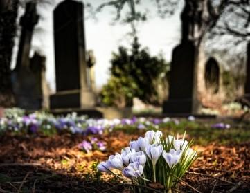 Choisir la matière d'une pierre tombale