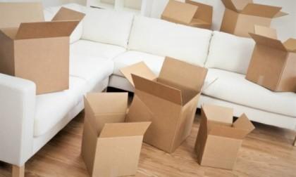 L'art de l'emballage pendant le déménagement