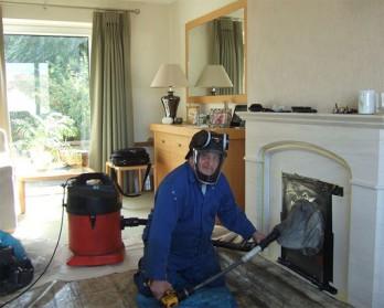 Tout savoir sur le ramonage de cheminée