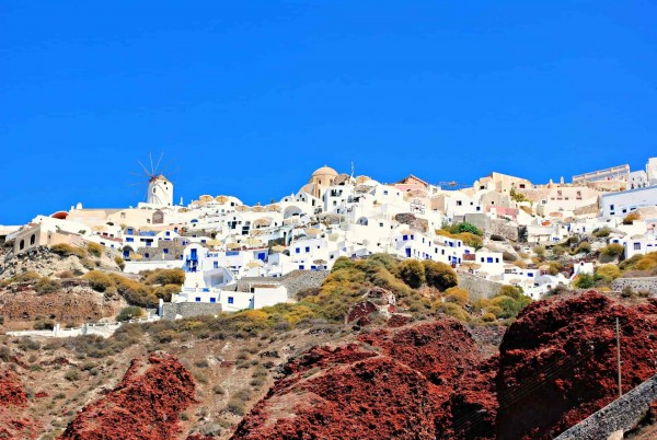 8 choses qu'un touriste ne devrait pas faire à Santorin