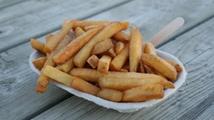 Comment cuisiner des frites fraîches