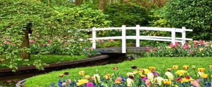 Comment faire l'aménagement d'un petit jardin