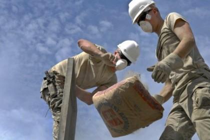 Les tâches d'un professionnel en travaux de maçonnerie