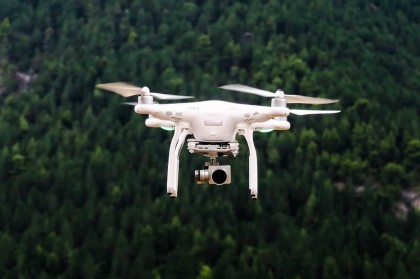 Dronice, une société de drones française