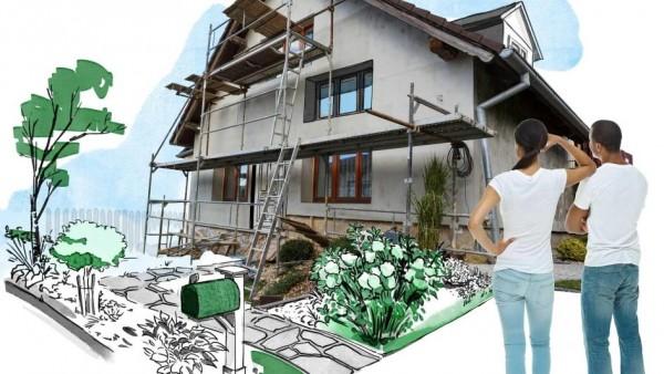 Comment se déroulent les travaux de ravalement de façade?