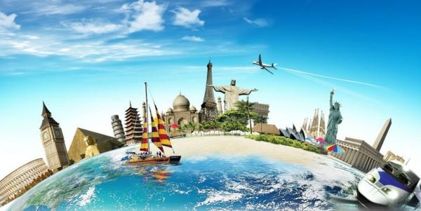 Les 5 pays les plus visités au monde par les touristes