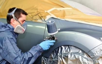 Peinture voiture : découvrez les cabines de peinture